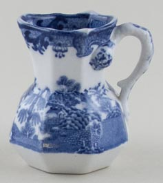 Masons Turner Willow Jug or Creamer c1920s