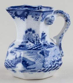 Masons Turner Willow Jug or Pitcher c1920s