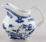 Masons Manchu Jug or Pitcher c1950s