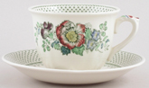 Breakfast Cup and Saucer c1970s