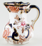 Masons Mandalay colour Jug or Pitcher c1930s