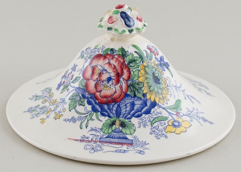 Masons Strathmore colour Vegetable Dish Lid SALE PRICE £10