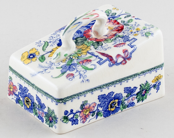 Masons Strathmore colour Cheese Dish Cover