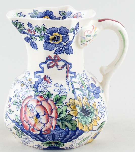 Masons Strathmore colour Jug or Creamer