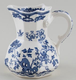 Masons Manchu Jug or Pitcher c1970s