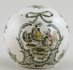 Masons Romantic green Pomander Floris