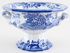 Footed Bowl c1920s