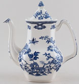 Masons Manchu Coffee Pot