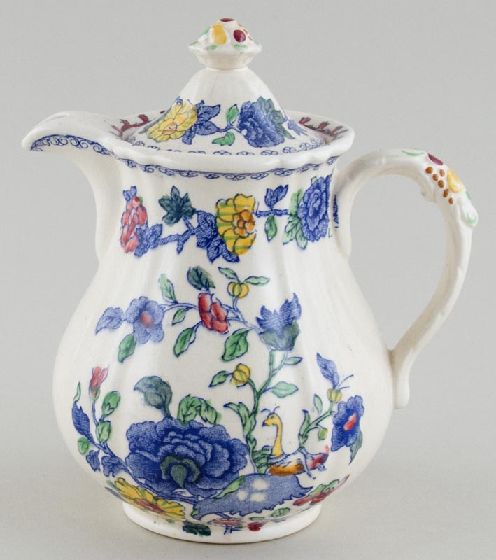 Masons Regency colour Hot Water jug