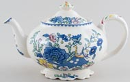 Masons Regency colour Teapot large