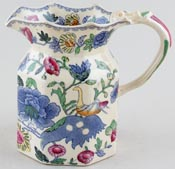 Masons Regency colour Jug or Pitcher Fenton