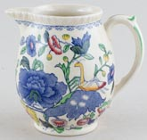 Masons Regency colour Jug or Pitcher Romney