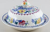Masons Regency colour Muffin Dish small