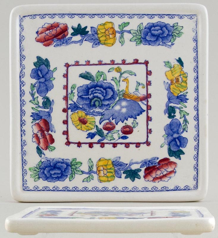 Masons Regency colour Teapot Stand