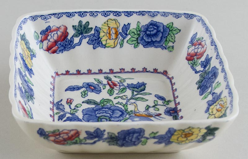 Masons Regency colour Bowl square