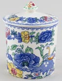 Masons Regency colour Preserve Pot