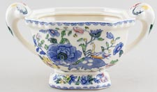 Masons Plantation Colonial colour Sauce Tureen