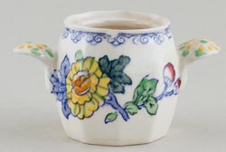 Masons Regency colour Mustard Pot