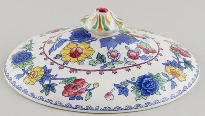 Masons Regency colour Vegetable Dish Lid