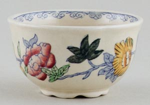 Masons Regency colour Sugar Bowl tiny