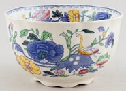 Masons Regency colour Sugar Bowl large