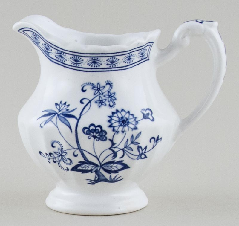 Meakin J and G Blue Nordic Creamer or Jug c1960s