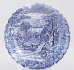 Meakin Alfred The Mill Cereal or Dessert Bowl c1980s