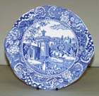 Bread and Butter Plate c1931