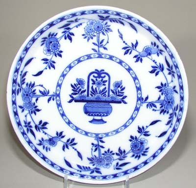 Minton Delft Cheese Stand c1889