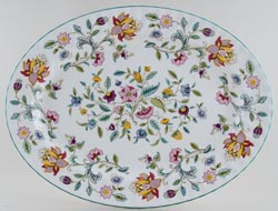 Minton Haddon Hall colour Meat Dish or Platter c1990s