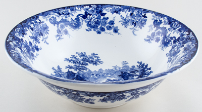 Minton Genevese Bowl large c1900