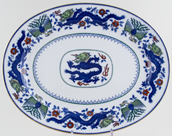 Meat Dish or Platter c1925