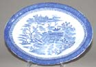 Meat Dish or Platter with tree and well c1920s