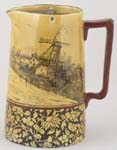Jug or Pitcher Hot Water c1907