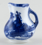 Royal Doulton Norfolk Miniature jug c1912