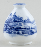 Royal Doulton Norfolk Miniature Vase c1910
