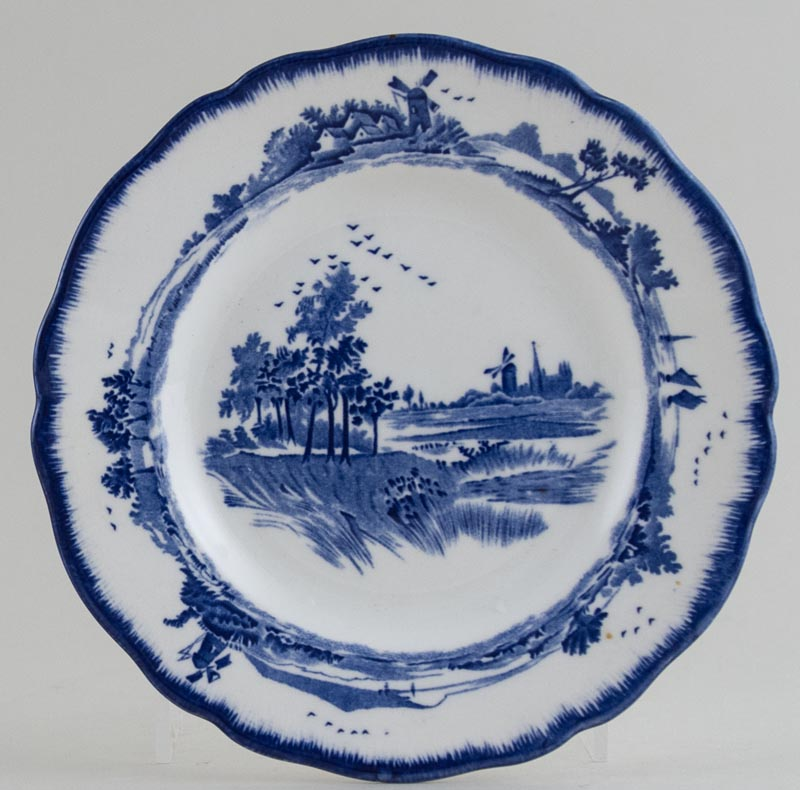 Royal Doulton Norfolk Plate c1950s