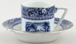 Coffee Cup and Saucer c1950s