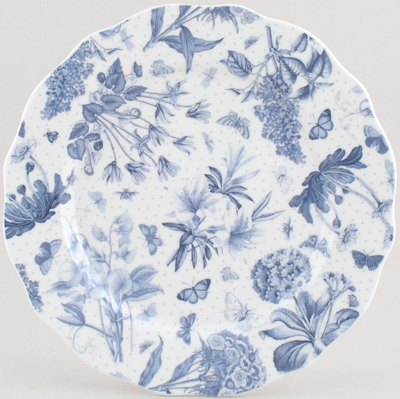 Portmeirion Botanic Blue Dinner Plate