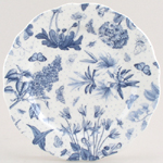 Portmeirion Botanic Blue Salad or Dessert Plate