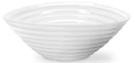 Portmeirion Sophie Conran White Cereal or Dessert Bowl
