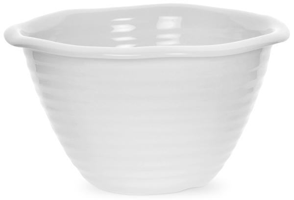 Portmeirion Sophie Conran White Pudding Basin