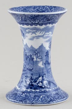 Pratt Lake Scenery Vase c1930