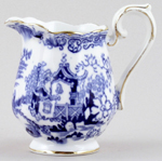 Royal Albert Unidentified Pattern Creamer or Jug small c1920