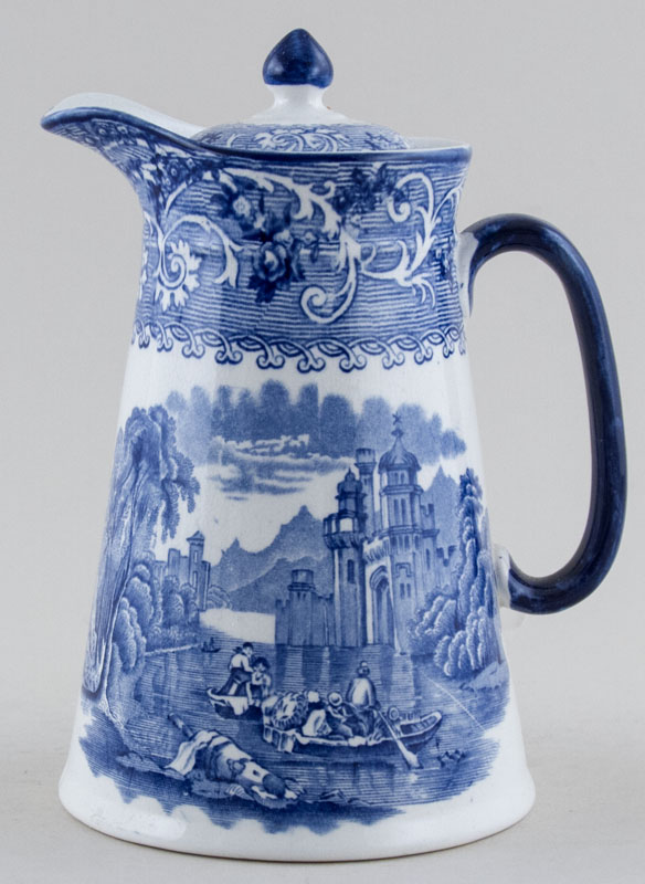 Ridgway Venice Jug or Pitcher Hot Water c1930s
