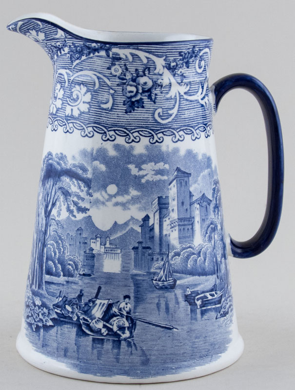 Ridgway Venice Jug or Pitcher c1930s