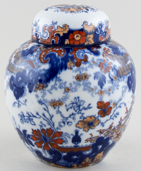 Ridgway Chinese Japan Ginger Jar c1900