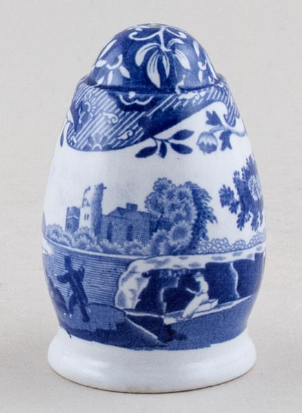 Spode Italian Salt Pot or Shaker c1985