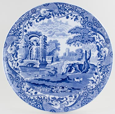 Spode Italian Charger c1980