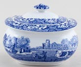 Spode Italian Sugar with Cover c1995